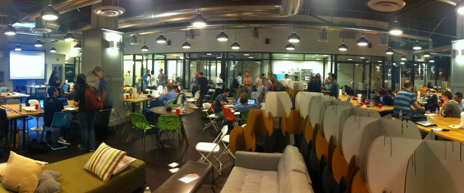Hackathon at io/LA